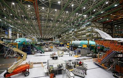 Первый испытательный полет нового самолета Boeing 777X отложен