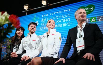 Тренер: фигуристы Степанова и Букин не получили заслуженных оценок на ЧЕ