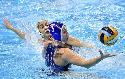 Российские ватерполистки проиграли сборной Испании в финале чемпионата Европы