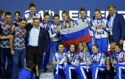 Возрождая традиции. Российские ватерполистки спустя 10 лет завоевали медали ЧЕ