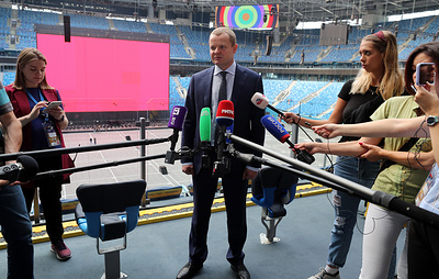 """Гендиректор """"Газпром Арены"""": перед ЧЕ-2020 будет нужно потратить десятки миллионов рублей"""