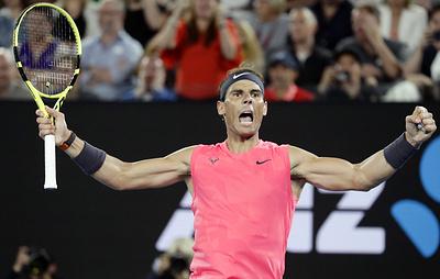 Надаль стал последним четвертьфиналистом Australian Open