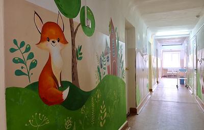 В новосибирском центре по борьбе со СПИДом открылось детское поликлиническое отделение