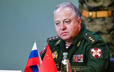 Путин назначил Виктора Стригунова первым замглавы Росгвардии