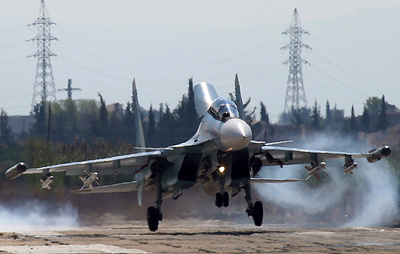 СМИ: истребитель Су-30 разбился на северо-востоке Алжира