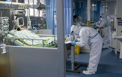 СМИ: число инфицированных коронавирусом в Китае составило почти 2,9 тыс.