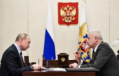 Путин принял идею Алекперова посетить Когалым и провести совещание по развитию моногородов