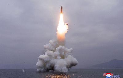 США допускают возобновление КНДР новых ракетных испытаний