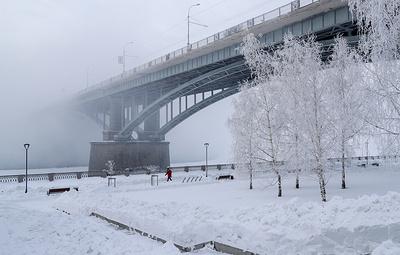 Сильные снегопады в регионах Западной Сибири сменятся морозами
