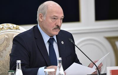 Лукашенко поручил правительству подписать соглашение с Казахстаном по поставкам нефти