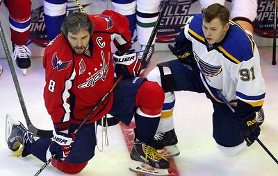 Игровые свитеры Овечкина и Тарасенко вошли в тройку самых продаваемых в НХЛ
