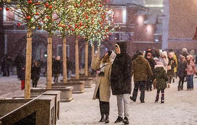 Москву ждет аномальный холод во второй половине недели впервые за долгое время