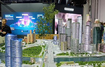 Москва впервые представила свой стенд на World Urban Forum под эгидой ООН в Абу-Даби