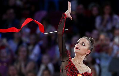 Триумф в новом дворце. Российские гимнастки завоевали все золото первого этапа Гран-при