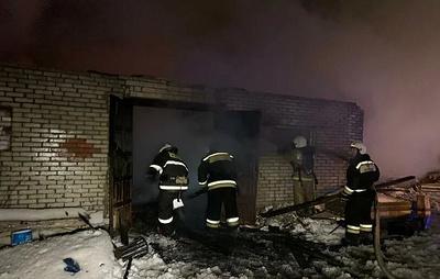 На мебельной фабрике во Владимирской области ликвидировали открытое горение