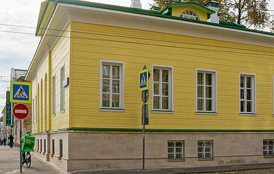 Дом, уцелевший при пожаре 1812 года, отреставрировали в Москве