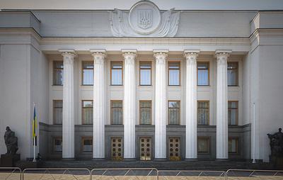 """Комитет Рады принял решение о невозможности поставок воды в Крым """"до его деоккупации"""""""