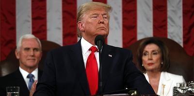 """""""Болезни отчаяния"""". Трамп говорит об успехах в решении опиоидного кризиса, но все сложнее"""