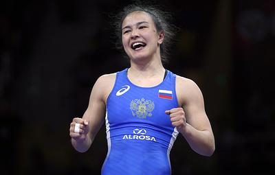 Оршуш выиграла бронзу чемпионата Европы по борьбе в весовой категории до 53 кг