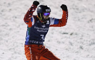 Подхватили эстафету. Российские фристайлисты завоевали две медали на этапе КМ в Москве