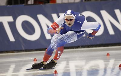 Конькобежец Кулижников считает, что победить на ЧМ ему помог ранний забег