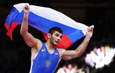 Российский борец Найфонов стал победителем чемпионата Европы в весовой категории до 86 кг