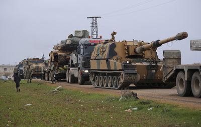 Источник: НАТО не окажет военной поддержки Турции в случае ее военной операции в Идлибе