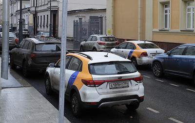 Власти Москвы сообщили, что ежегодно аудитория каршеринга в столице прирастает на 15%