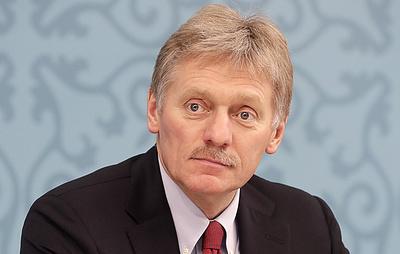 Песков: Путин не отправлял войска в Ливию и не давал никаких приказов на этот счет