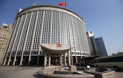 В МИД КНР прокомментировали меры России по ограничению въезда китайских граждан
