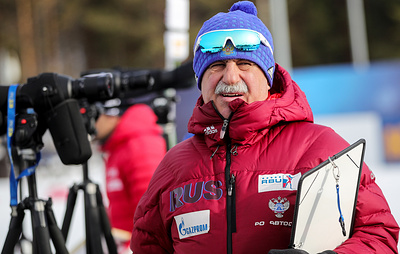 Касперович: биатлонист Логинов не использовал свои возможности в индивидуальной гонке ЧМ