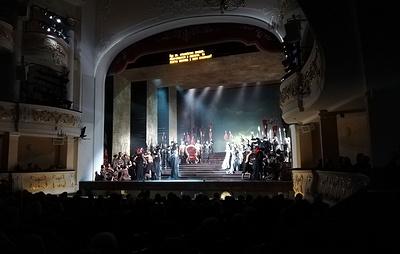 Оперные певцы Джиоева и Кайдалов дебютировали в постановке Абдразакова на уфимской сцене
