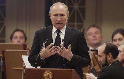 Путин назвал Собчака политиком общенационального масштаба