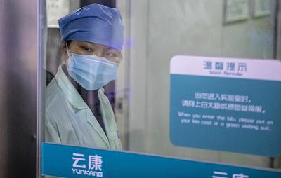 Число жертв коронавируса в китайской провинции Хубэй возросло до 2029