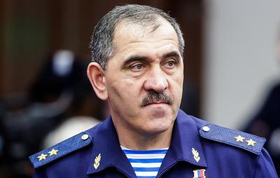 Евкуров поручился за замглавы Генштаба ВС РФ Арсланова