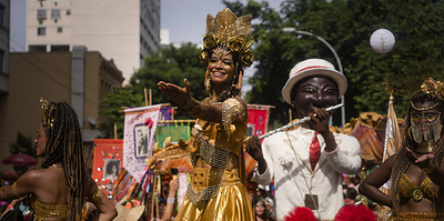 Рио дышит карнавалом, или Праздник, на который мы припозднились