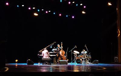 Кристиан Сандс и его джазовое трио впервые выступили в Сочи на фестивале Башмета