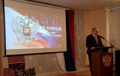 В честь Дня защитника Отечества в Оттаве поздравили ветеранов и вспомнили новых героев