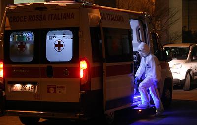 В Италии умер первый пациент, которому был диагностирован коронавирус