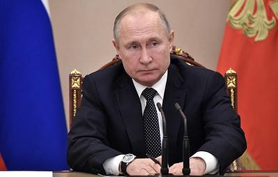 """""""Ъ"""": Путин поручил кабмину разработать новую стратегию по борьбе с ВИЧ до 2030 года"""