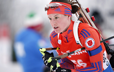 Американская биатлонистка Эган поддержала Логинова, обвиняемого соперниками в допинге