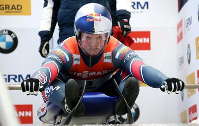 Саночник Репилов пропустил этап Кубка мира в Германии из-за тяжелого падения на тренировке