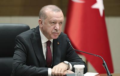 Эрдоган заявил, что Турция будет действовать в Сирии более решительно