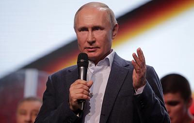 Путин уверен, что боевое самбо полюбят в России и за рубежом