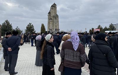 В Ингушетии в митинге, посвященном депортации ингушей, приняли участие жители КБР и КЧР