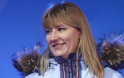 Журова: ведомства имеют все основания для защиты интересов биатлониста Логинова
