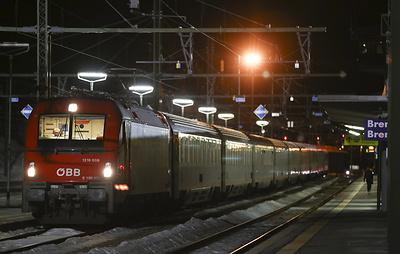Австрия возобновила железнодорожное сообщение с Италией