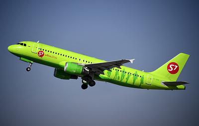 Летевший в Иркутск самолет S7 ушел на запасной аэродром в Улан-Удэ из-за тумана