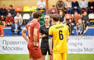 Иностранные судьи будут работать на матчах Кубка легенд по футболу в 2021 году
