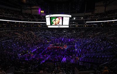 Церемония прощания с Коби Брайантом прошла в Лос-Анджелесе